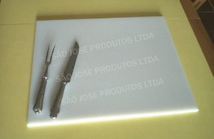 Tábua, Placa De Polietileno P/ Cozinha, Churrasco PEAD 100%