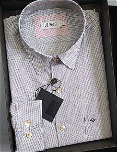 Camisa Dimarsi - Com Bolso - Manga Longa - 100% Algodão - Ref. 9114PR