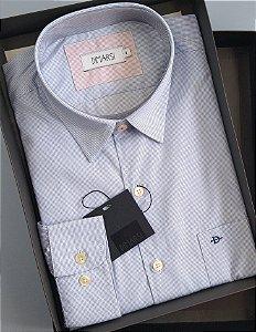 Camisa Dimarsi - Com Bolso - Manga Longa - 100% Algodão - Ref. 9114AZ