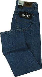 Calça Jeans Lee Original Chicago Masculina Reta Tradicional - Ref. 19.004 Azul claro - 100% Algodão - Produzida no Brasil