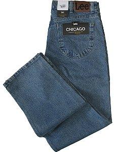 Calça Jeans Lee Original Chicago Masculina Reta Tradicional - Ref. 20001F250 - 100% Algodão