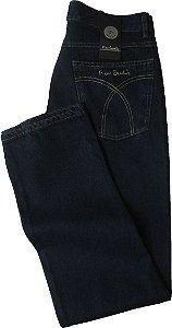 a2c2e5b6e Calça Jeans Masculina Pierre Cardin Reta (Cintura Média) - Ref. 454P917 -  100