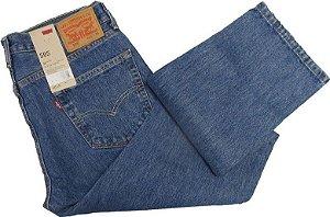 Calça Jeans Levis Masculina Corte Tradicional - Ref. 505-4891 - 100% Algodão