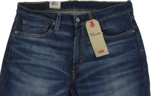 Calça Jeans Levis Masculina Corte Tradicional - Ref. 514-0918 - 99% Algodão / 1% Elastano