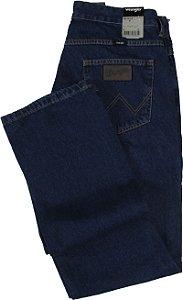 Calça Jeans Masculina Wrangler Reta Tradicional - Ref. WM1001 - 100% algodão - Jeans Fino