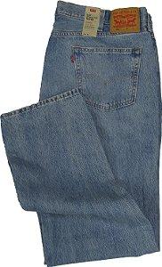 Calça Jeans Levis Masculina Corte Tradicional - Ref. 541 -187570034 PLUS SIZE -  Algodão / Elastano