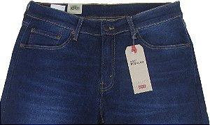 Calça Jeans Levis Masculina Corte Tradicional - Ref. 505-0004 - 98% Algodão / 2% Elastano