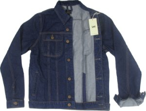 Jaqueta Masculina Jeans Lee - Ref. 1711L - 100% ALGODÃO