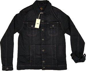 Jaqueta Masculina Jeans Lee - Ref. 1713L Preta - 98% Algodão / 2% Elastano
