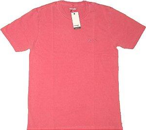 Camiseta Gola Careca Wrangler - 100% Algodão - Ref. WM8105-VM