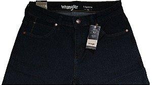 Calça Jeans Masculina Wrangler Slim Fit - Ref. WM3504 - Azulão - Linha Larston - Algodão / Poliester / Elastano