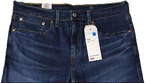 Calça Jeans Levis Masculina - Ref. 502-0689 Regular Taper Azul