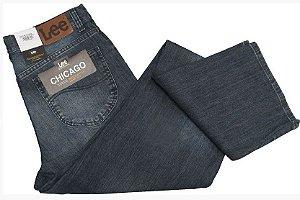 Calça Masculina Jeans Lee Chicago Reta Tradicional - Ref. 20043UW50 - 99% Algodão / 1% Elastano