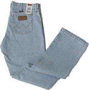 Calça Jeans Wrangler Reta Tradicional - Ref. 13MWZSB36 - 100% Algodão
