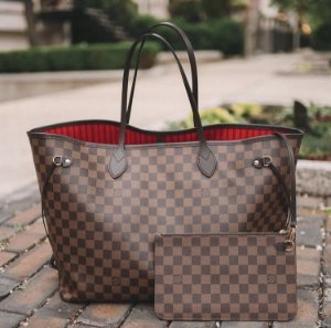 LOUIS VUITTON NEVERFULL MARRON GM