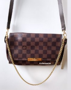 LOUIS VUITTON FAVORITE MARRON