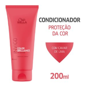 Wella Professionals Invigo Color Brilliance - Condicionador 200ml