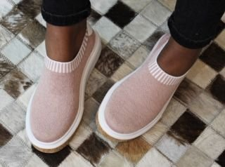 TÊNIS SOCKS SNEAKERS ROSA