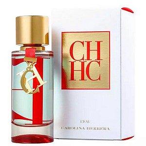 CH L'EAU CAROLINA HERRERA - Perfume Feminino - Eau de Toilette - 100ml