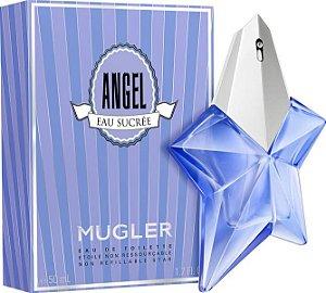 ANGEL EAU SUCRÉE MUGLER - Eau de Toilette - Perfume Feminino 50ml