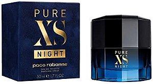 PURE XS NIGHT - PACO RABBANE 50ml  Eau De Toilette Masculino