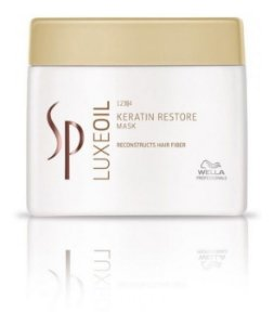 SP SYSTEM PROFESSIONAL LUXE OIL KERATIN RESTORES - Máscara Capilar 400ml