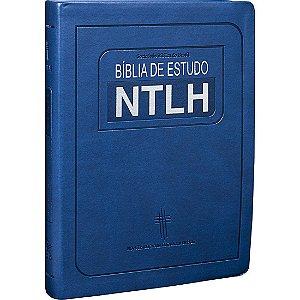Bíblia De Estudo Linguagem De Hoje  Grande 17x23,5