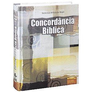 Concordância Bíblica Sbb João Ferreira De Almeida