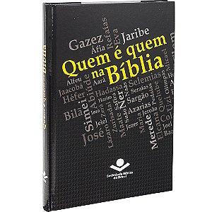 Livro Quem É Quem Na Bíblia