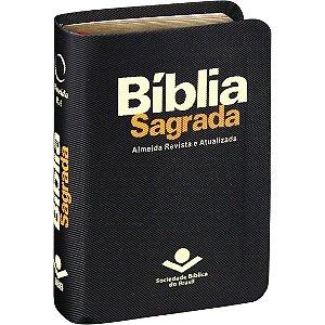Bíblia Sagrada Edição De Bolso 10 cm - sbb varias cores
