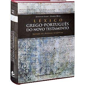 Léxico Bíblico Grego-português Do Novo Testamento