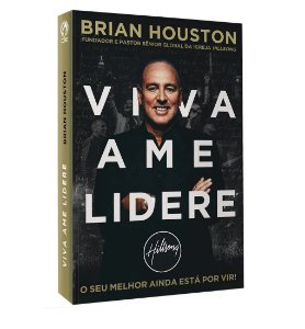 Livro Viva Ame Lidere