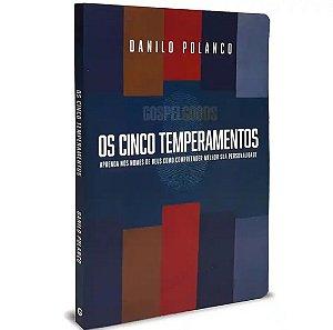 Livro Os Cinco Temperamentos