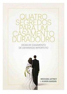 Livro Quatro Segredos para um Casamento Duradouro