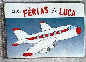 AS FÉRIAS DO LUCA