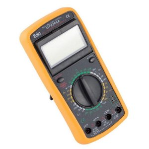 Multímetro Digital Com Capacímetro E Beep 9kf - Eda