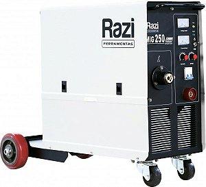 Máquina de solda Inversora MIG 250 S Razi
