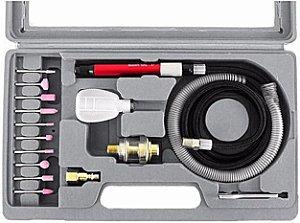 Micro Retífica Esmerilhadeira Pneumática Tipo Caneta 9gq Eda