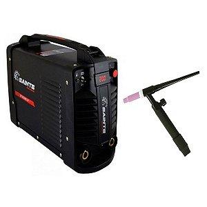 Inversora de Solda 250A Bivolt + Tocha Seca TIG 13mm