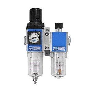 Filtro de Ar com regulador 2/3 TFRL14 GFC200-08 - Puma