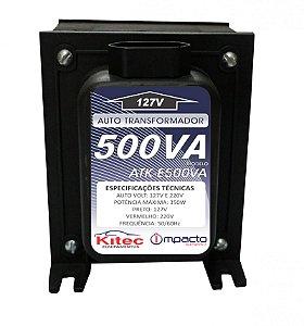 Autotransformador de voltagem - KITEC