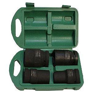 Jogo Soquete Impacto 22 a 41mm c/4pcs - PUMA