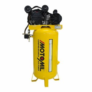Compressor CMV 10/100 mono air power vertical motomil