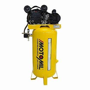 Compressor CMV 10/100 mono air power vertical motomil