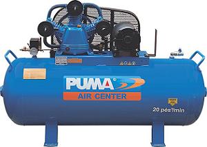 Compressor de ar 20PCM W 200LT PB20/200HT - PUMA