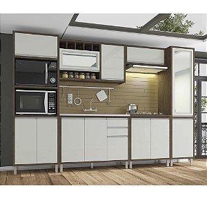 Cozinha Modulada Stela 6 Peças - Indekes