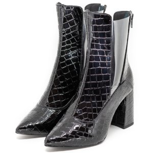 Bota Louth Croco Vinil