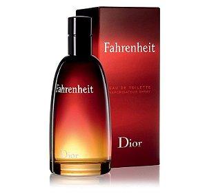 Fahrenheit De Christian Dior Eau De Toilette Masculino - 100ml