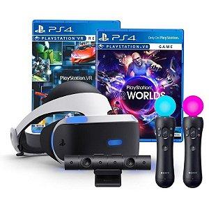 PlayStation VR2 + Jogos