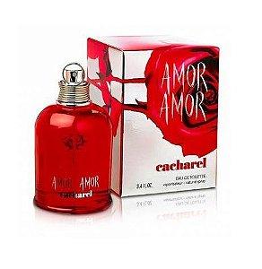 Amor Amor De Cacharel Eau De Toilette Feminino - 100 ml